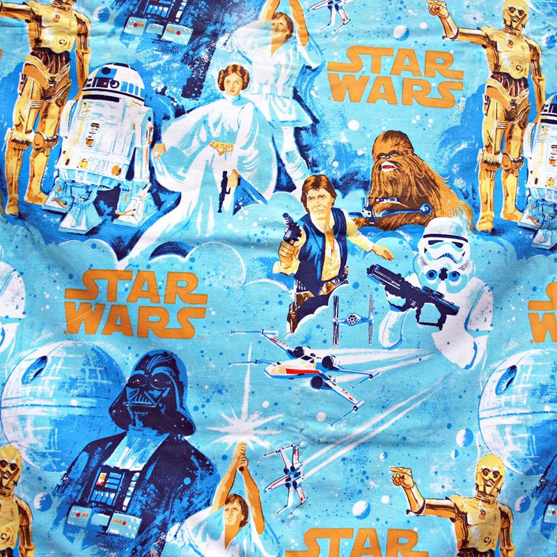 Star Wars Sheets 1977