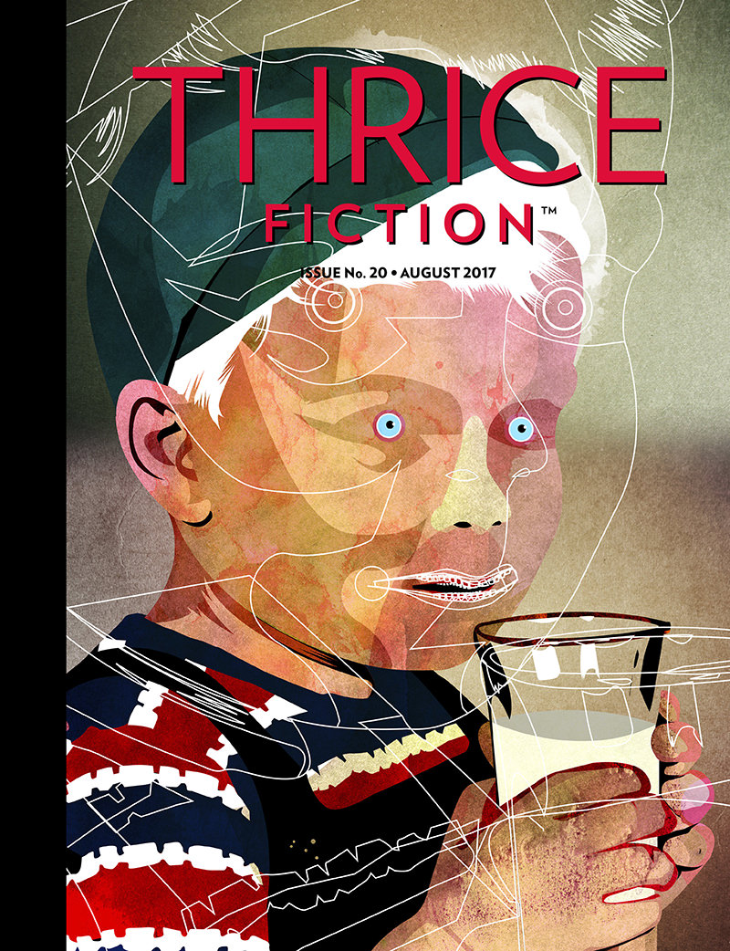 Thrice Fiction Magazine No. 20