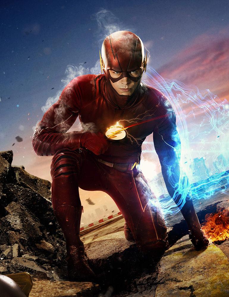Television Flash Costume!