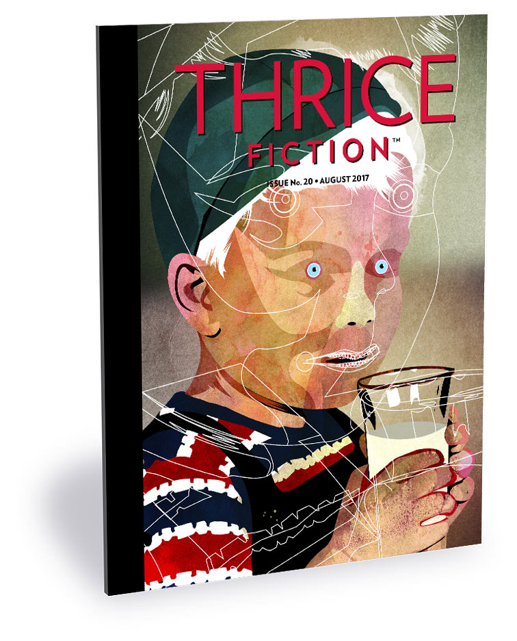 Thrice Fiction No. 20
