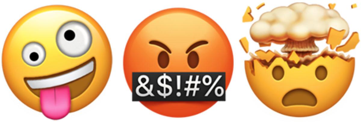 Apple New Emoji!