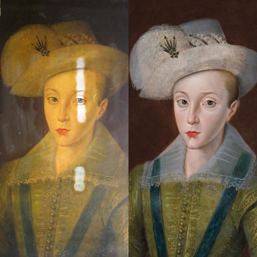 Philip Mould Art Restoration Photo