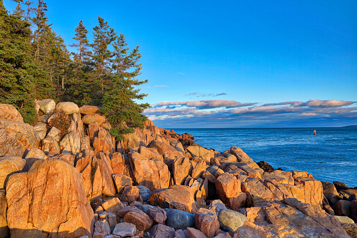 Bass Harbor Head Light Visit