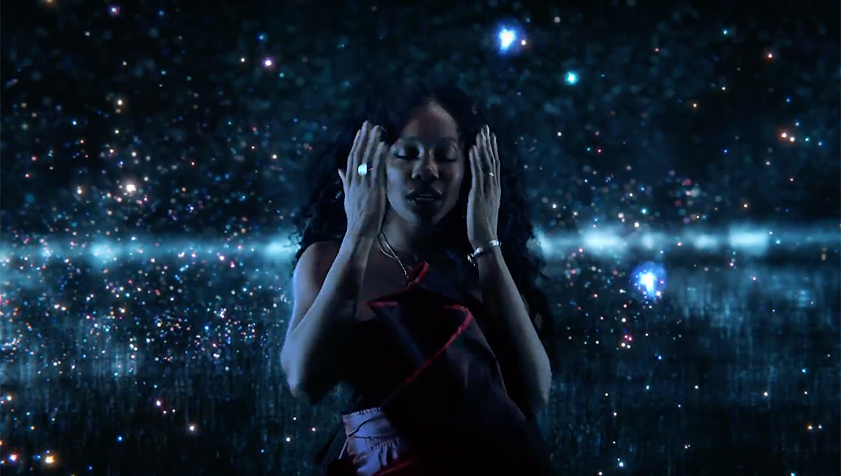 Kendrick Lamar and SZA All the Stars from the Black Panther Soundtrack