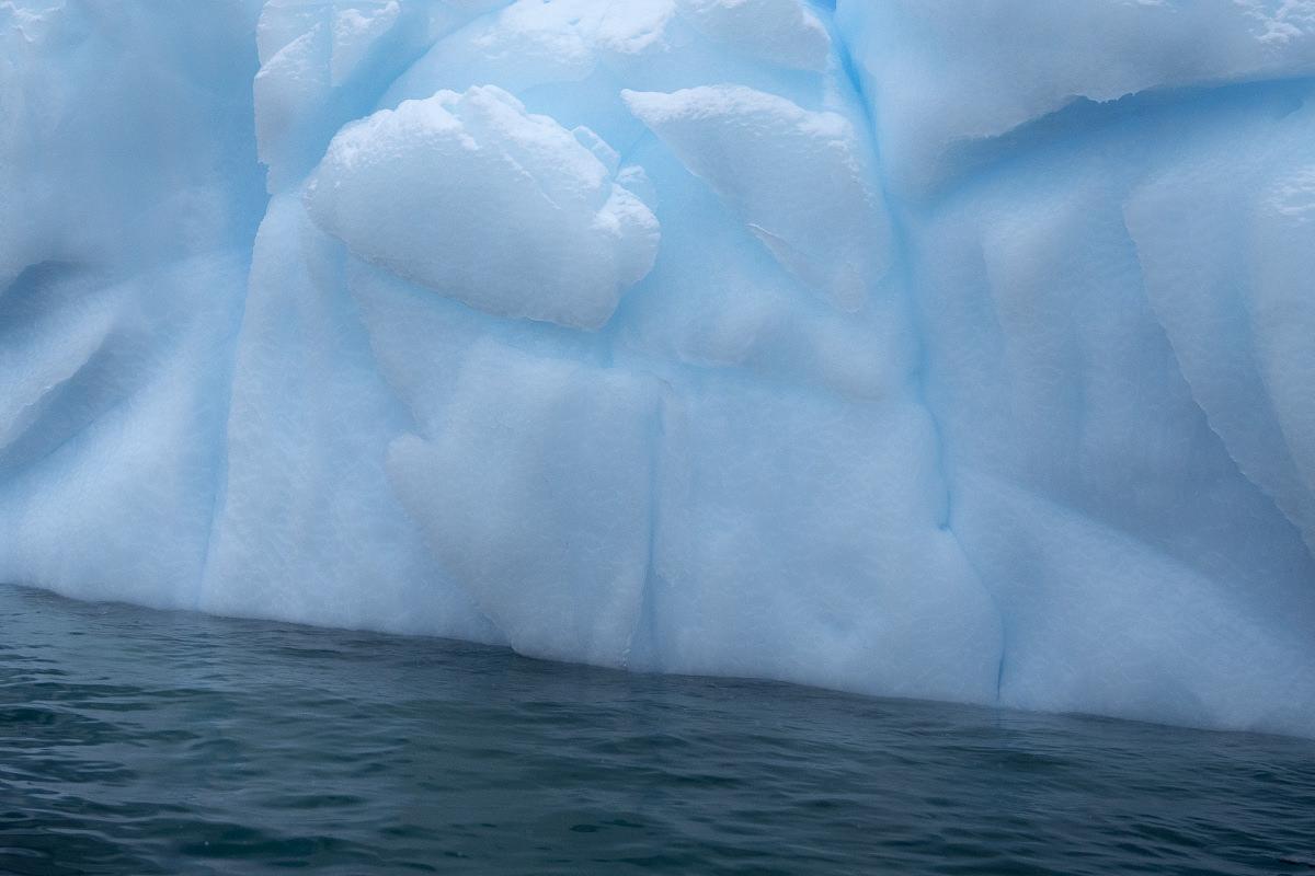 Bancroft Bay Ice