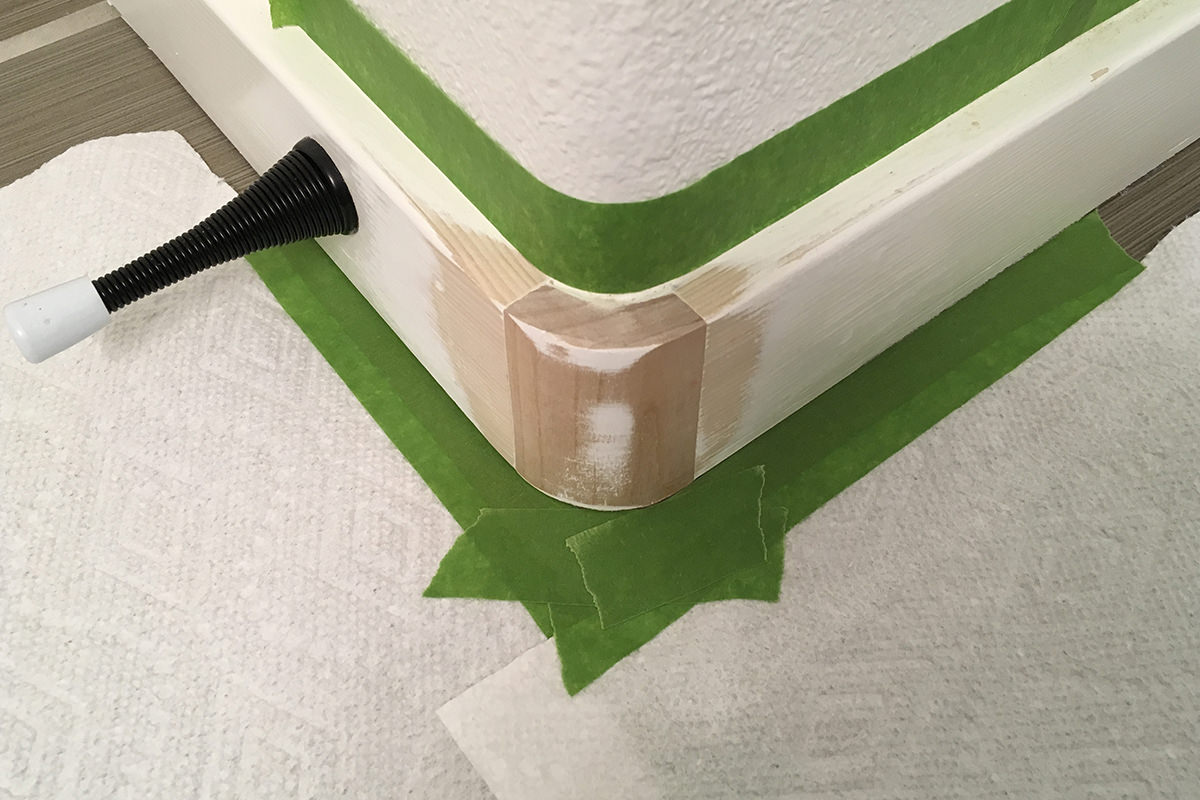 California Corner Molding Fix