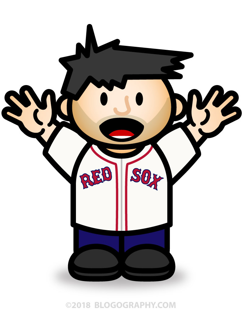 Dave Loves the Red Sox!