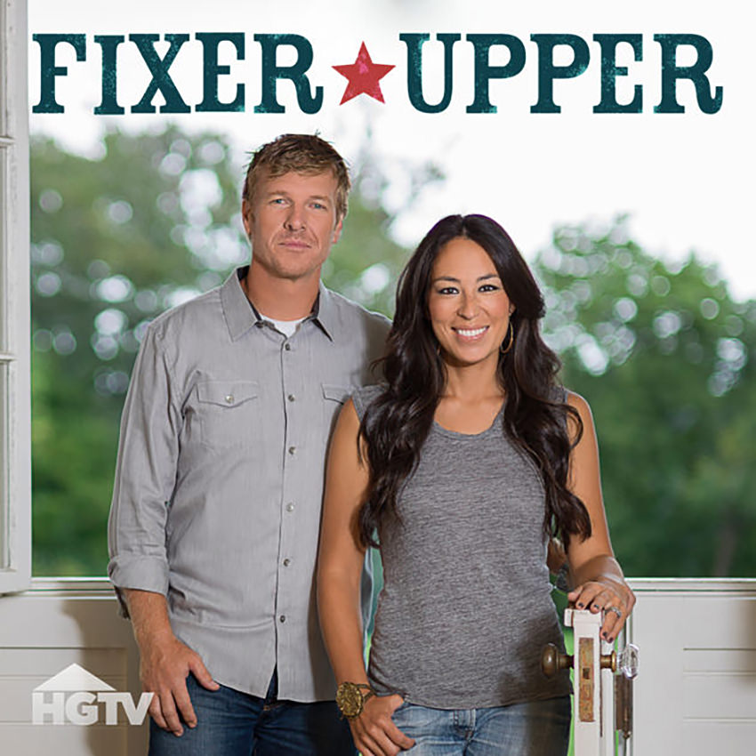 Fixer Upper Episode That Jo Put Mirror In Kitchen Cabinet