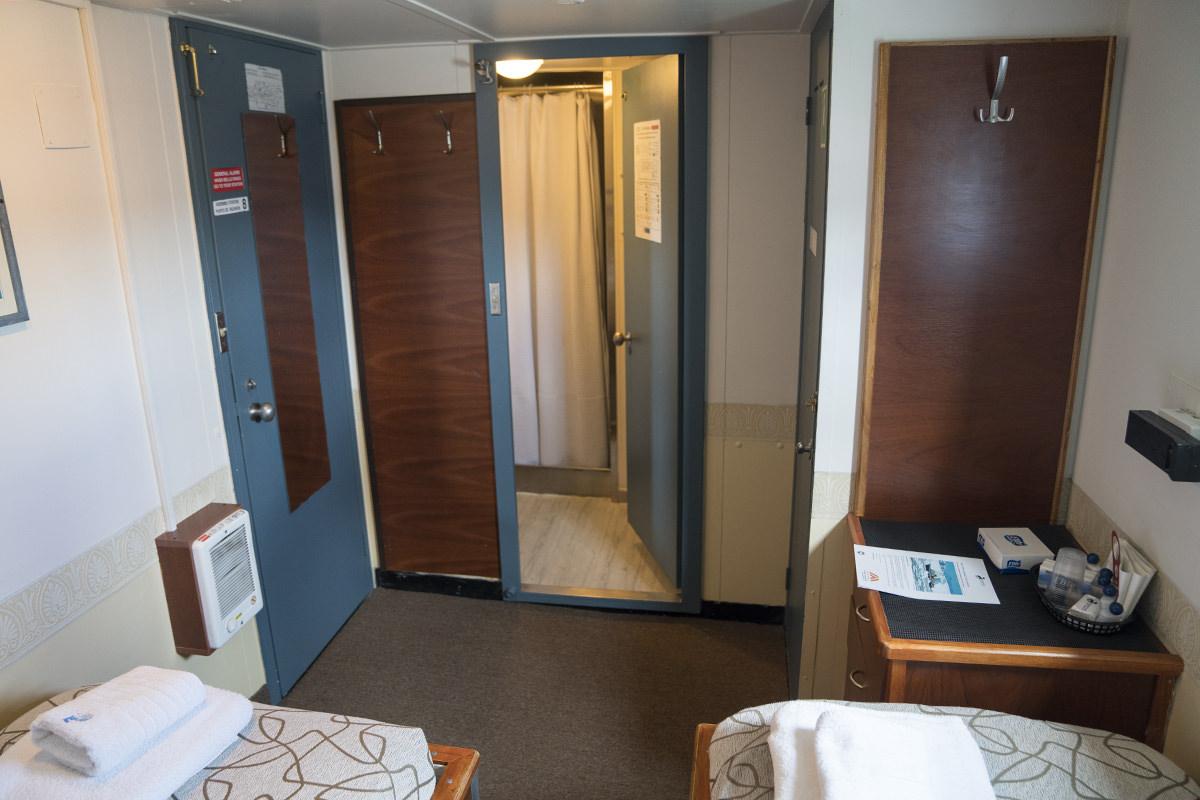 M/V Ushuaia Stateroom