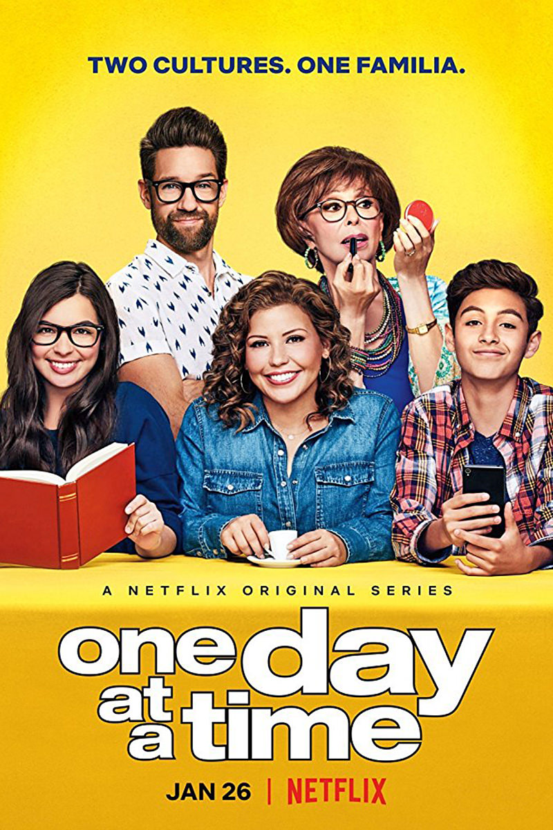 One Day at a Time Season Two Poster
