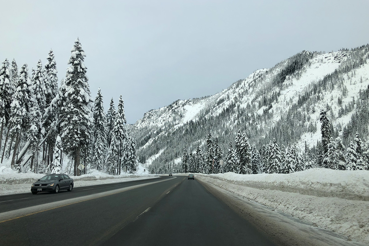 Mountain Pass Drive