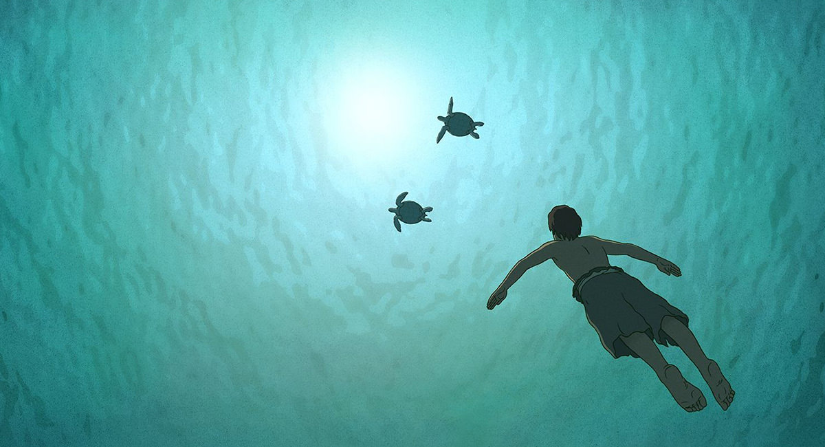 La Tortue Rouge - The Red Turtle
