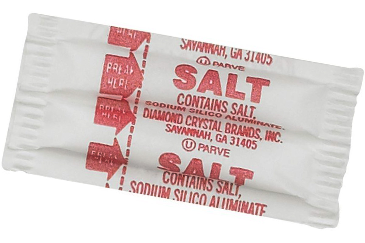 Salt Packet!