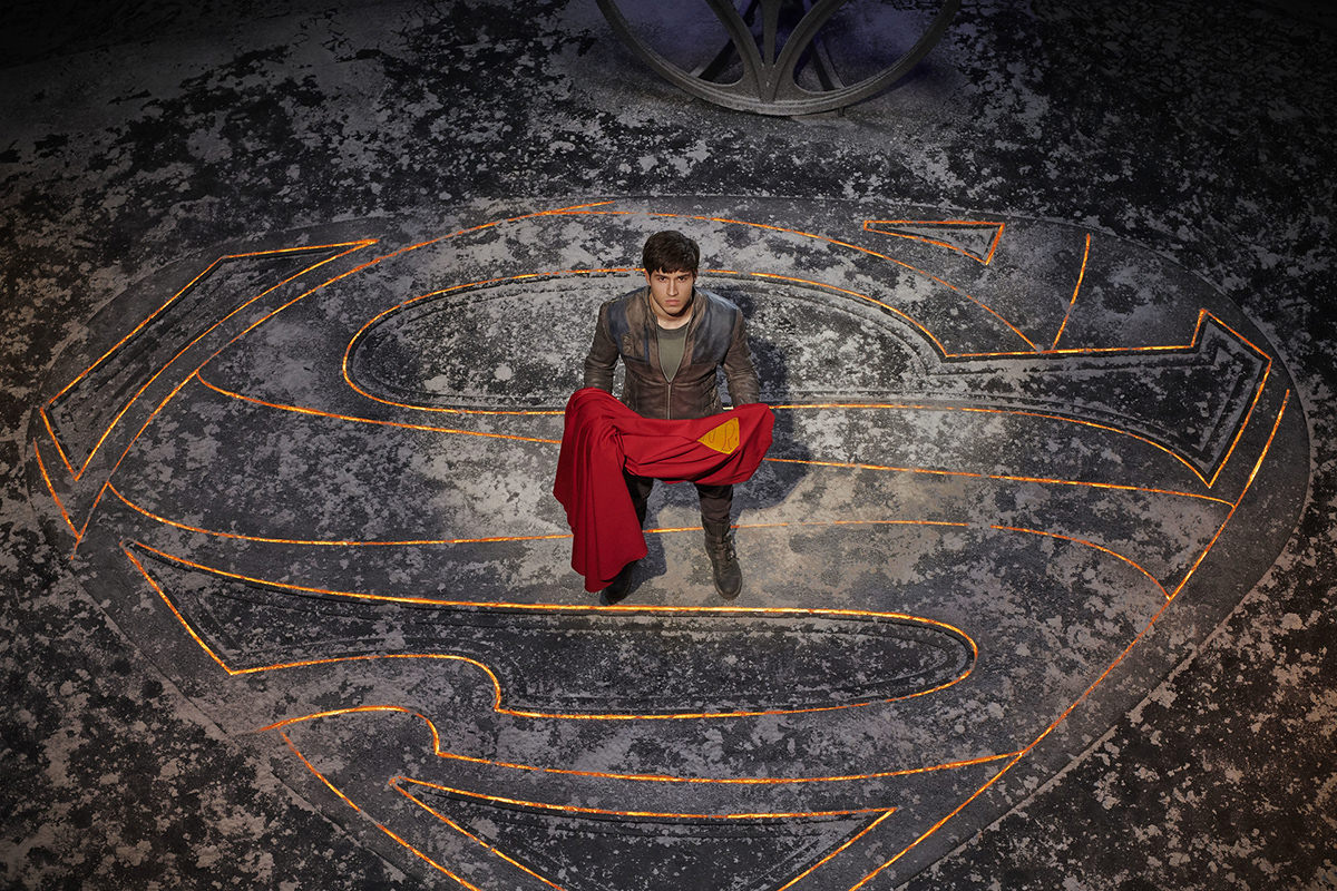 SyFy Channel Krypton Series