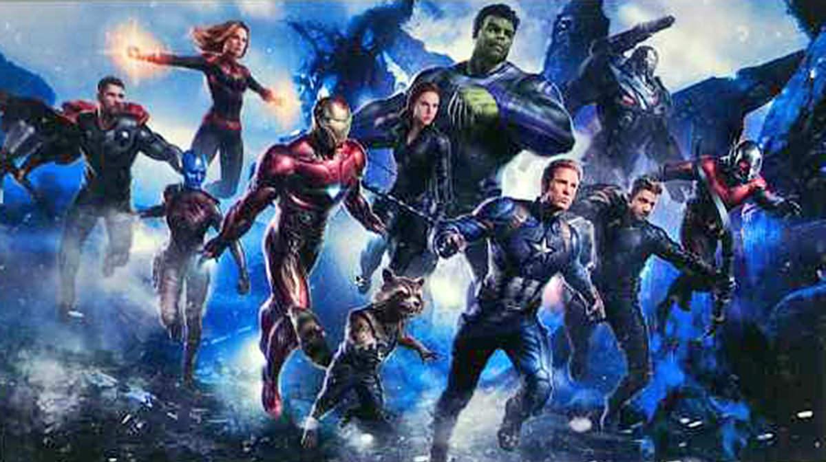 Avengers 4 Sneak Peek