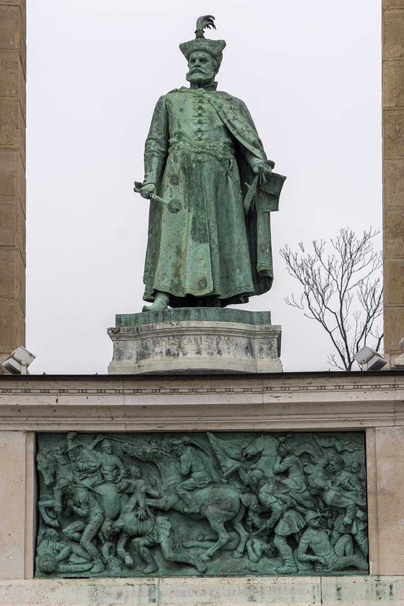 Heroes' Square - Hősök tere Budapest