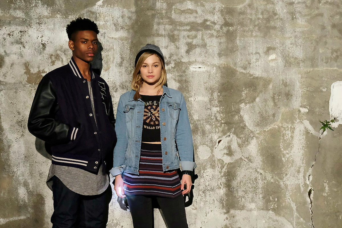 Marvel's Cloak and Dagger on Freeform