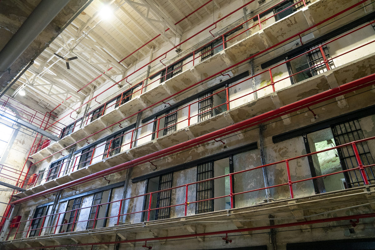 Jefferson City State Penitentiary