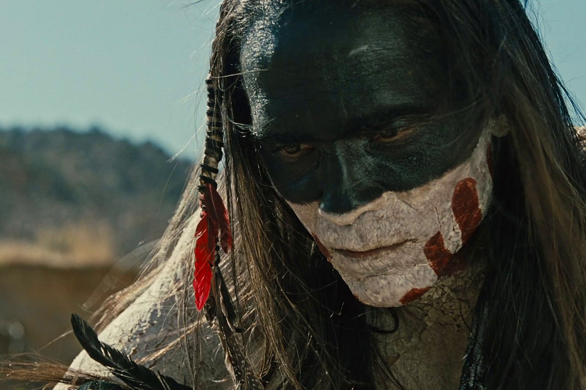 Akecheta in the Kiksya Episode Westworld