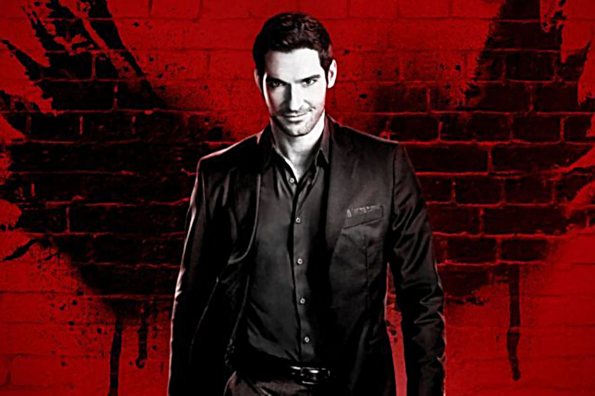 Lucifer Promo Shot