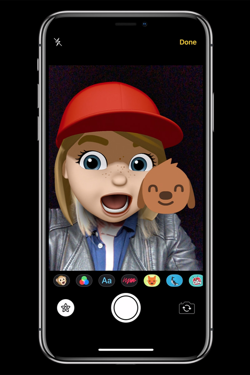 Apple iOS Memoji