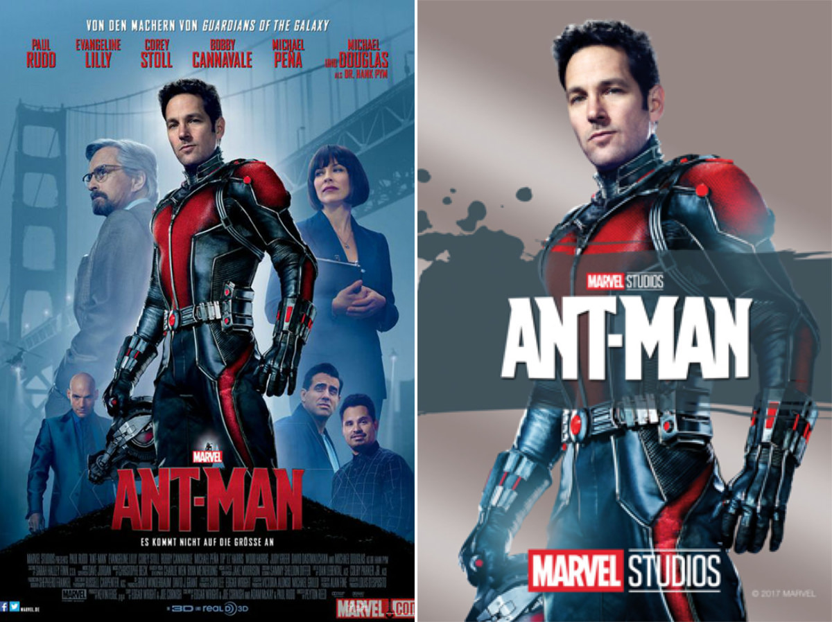 Shitty Marvel Movie Poster Remakes