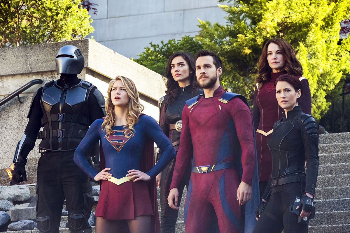 Supergirl Season Finale