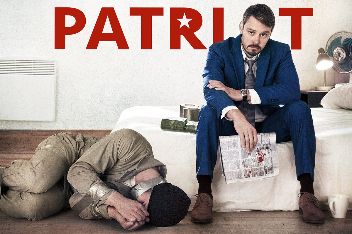 Amazon Prime Presents Patriot
