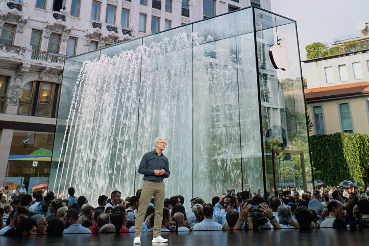 Apple Event: Retail