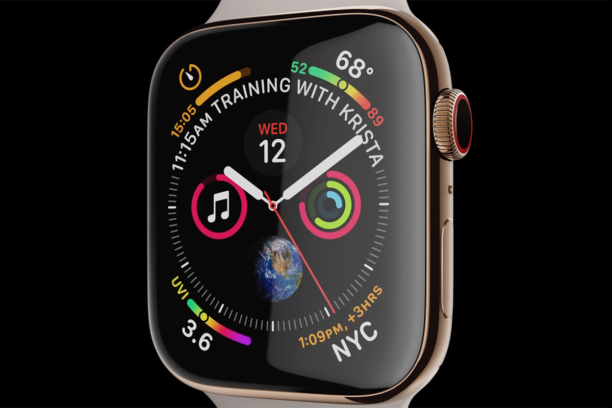 Apple Event: Apple Watch 4