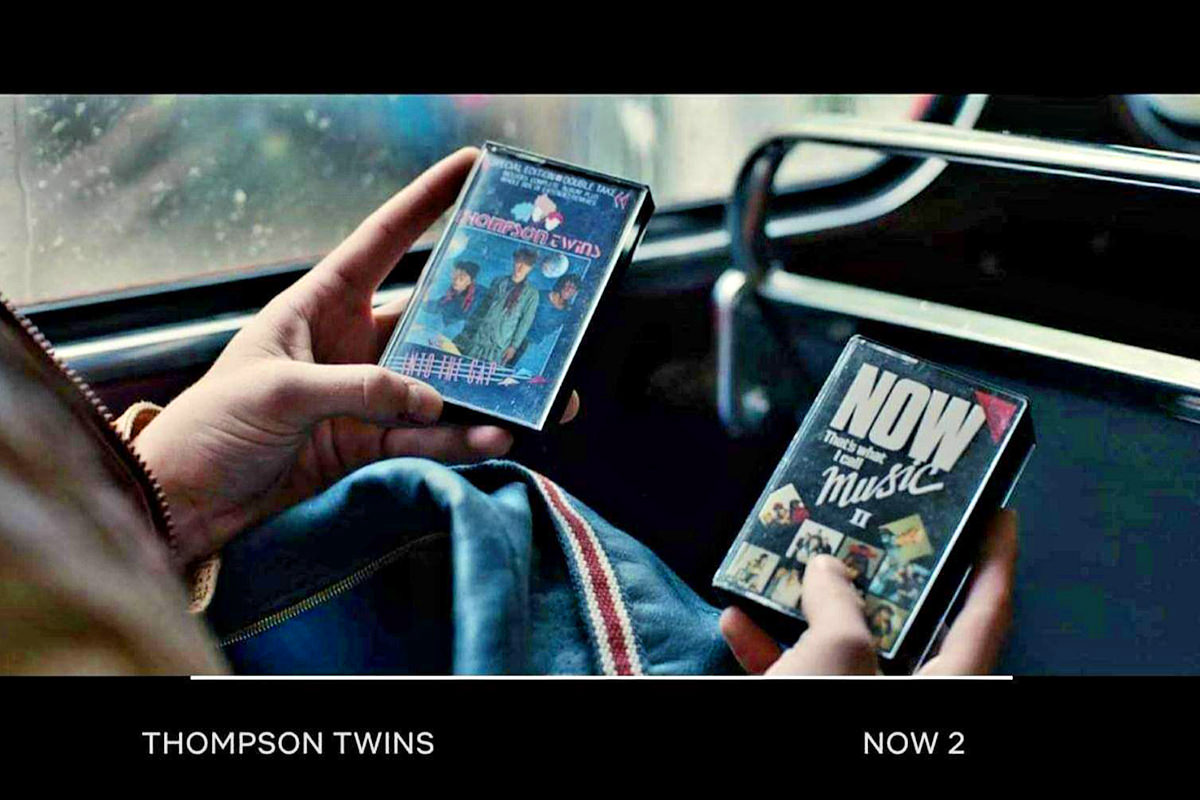 Bandersnatch Choice: Thompson Twins or Music NOW!