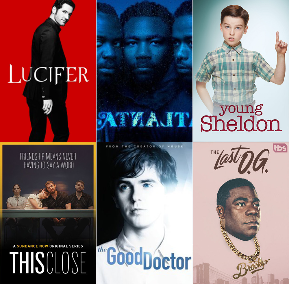 Favorite Television 2018