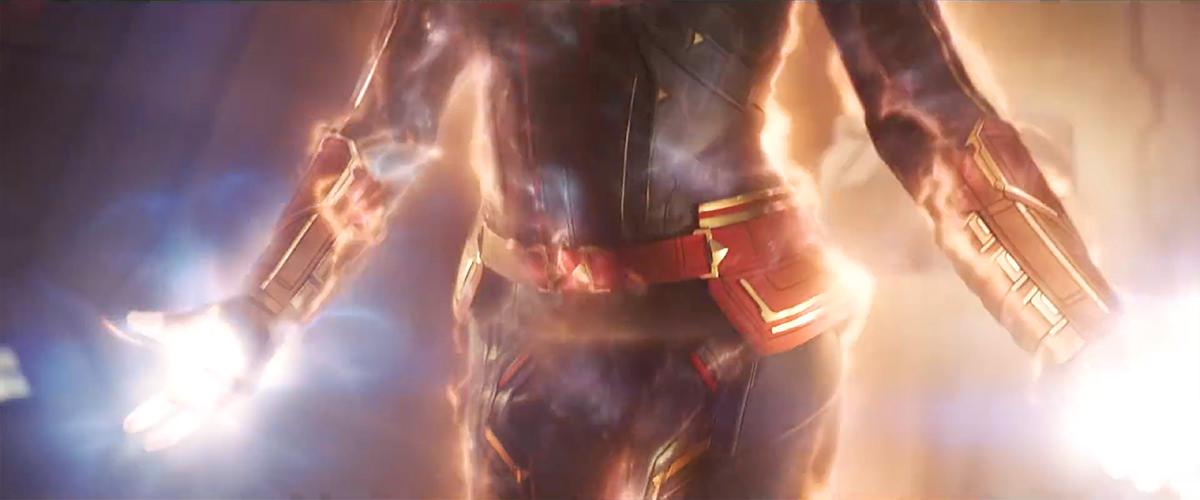 Captain Marvel Trailer Breakdown!