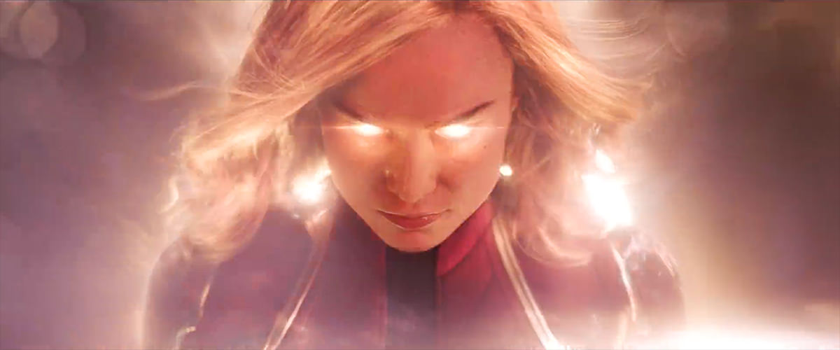 Captain Marvel Trailer Breakdown!