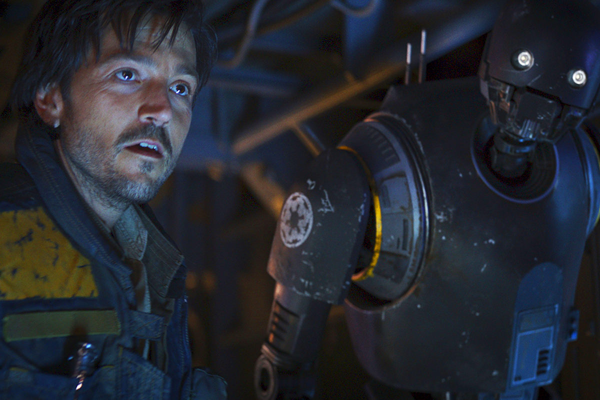 Cassian and K-2SO