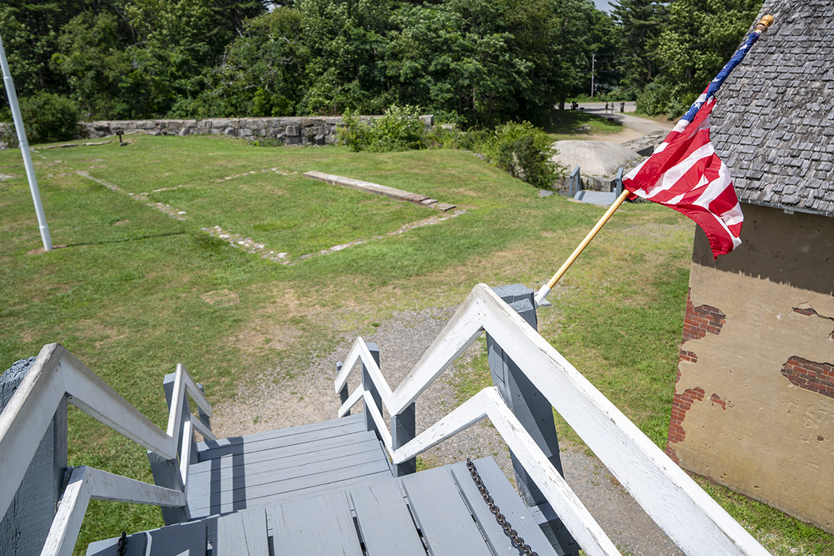 Fort McClary