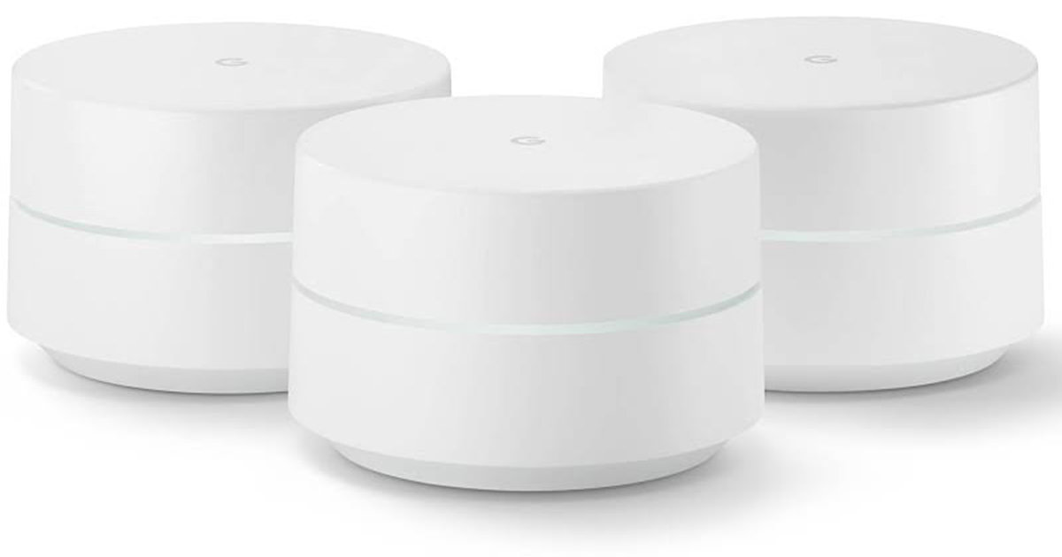 Google WiFi Mesh Router System