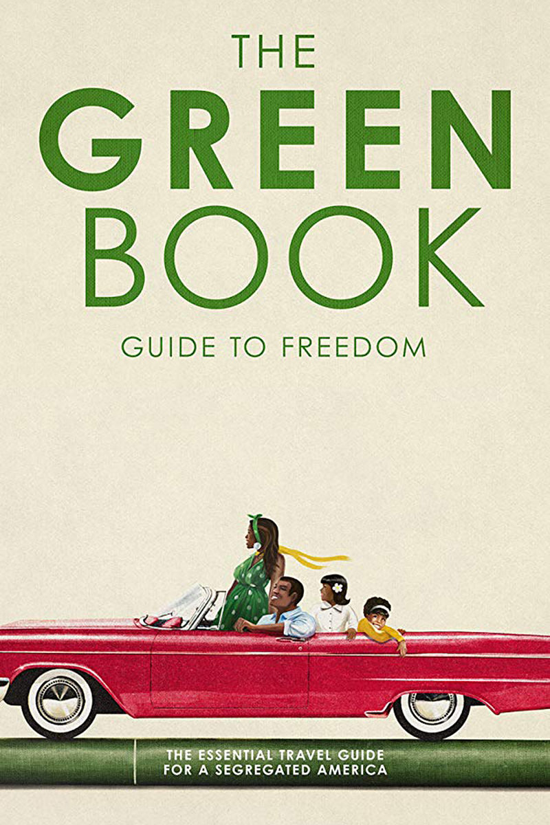 The Green Book Guide to Freedom Poster