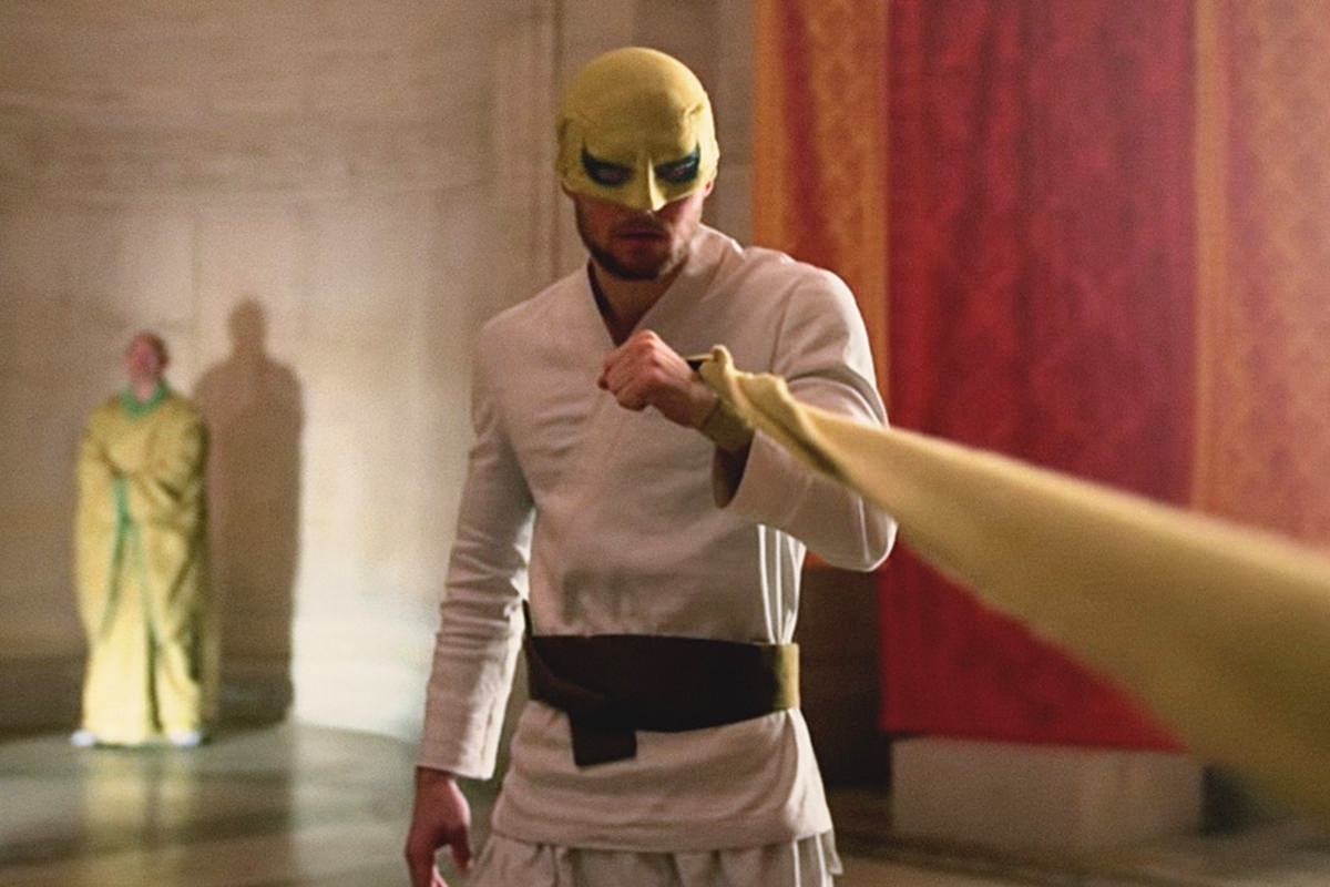 Iron Fist Season Two