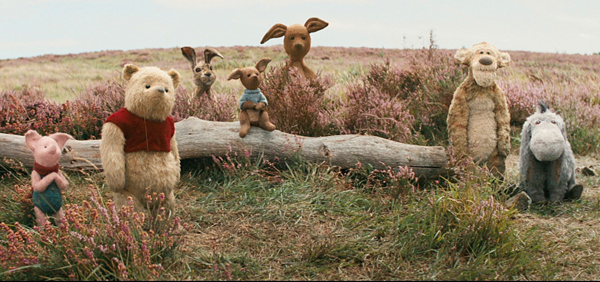 Christopher Robin Screencap