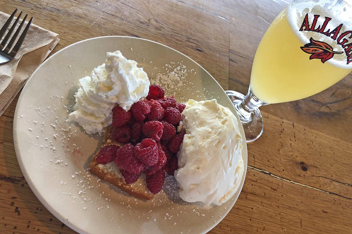 Portland, Maine Dessert