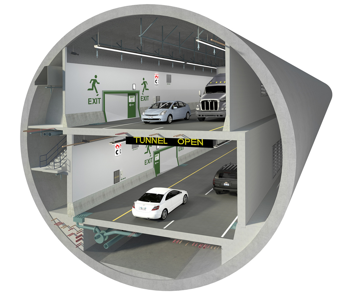 Seattle's SR-99 Tunnel