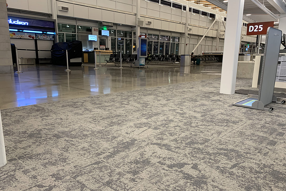 SeaTac Terminal D Expansion