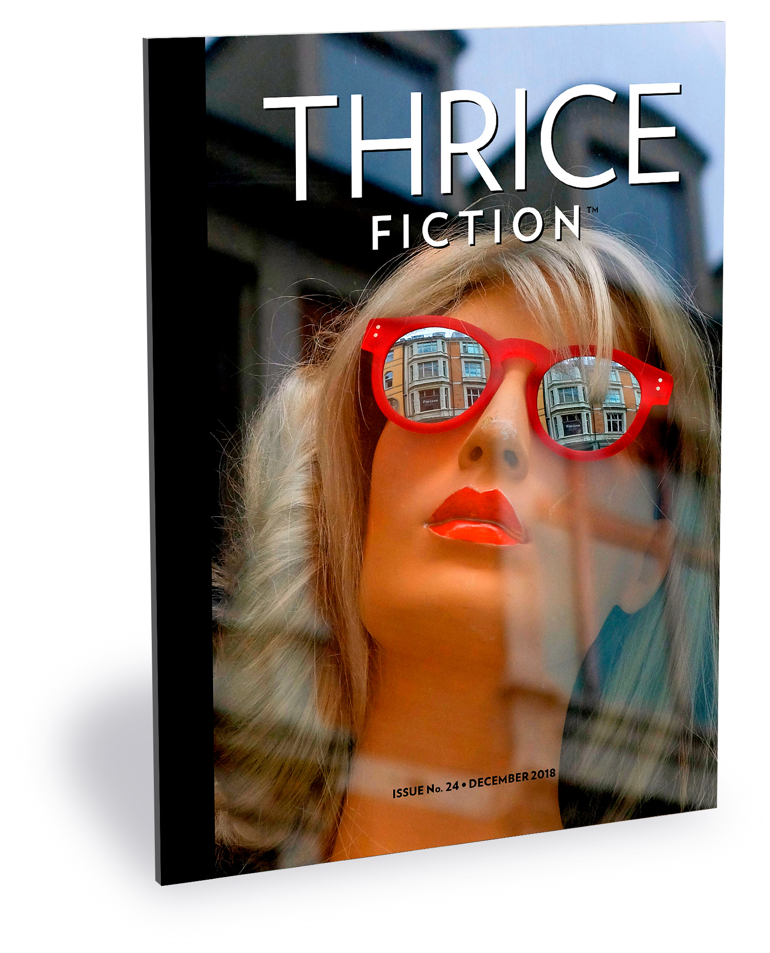 Thrice Fiction Magazine No. 24