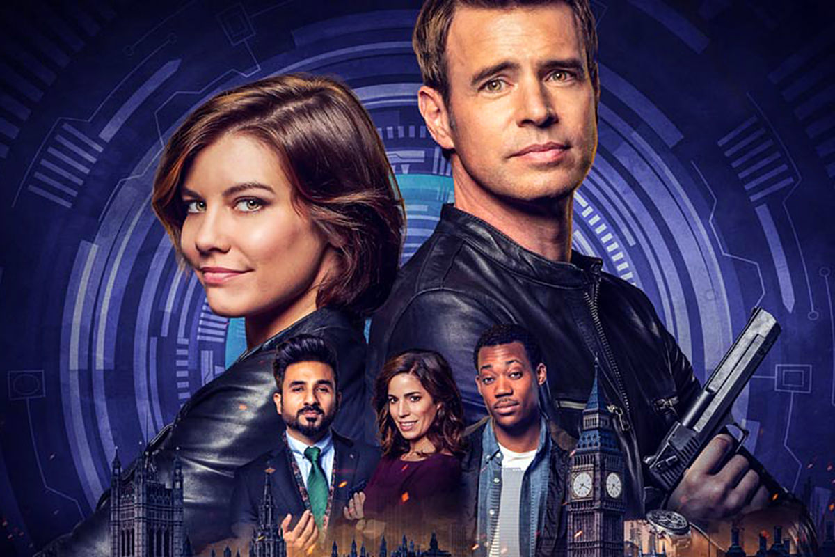 Whiskey Cavalier Poster