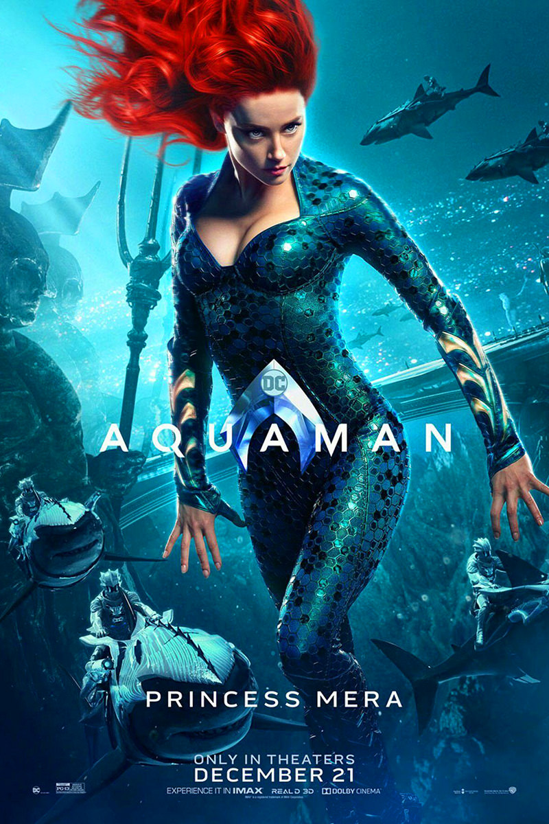 Mera Aquaman Movie Poster