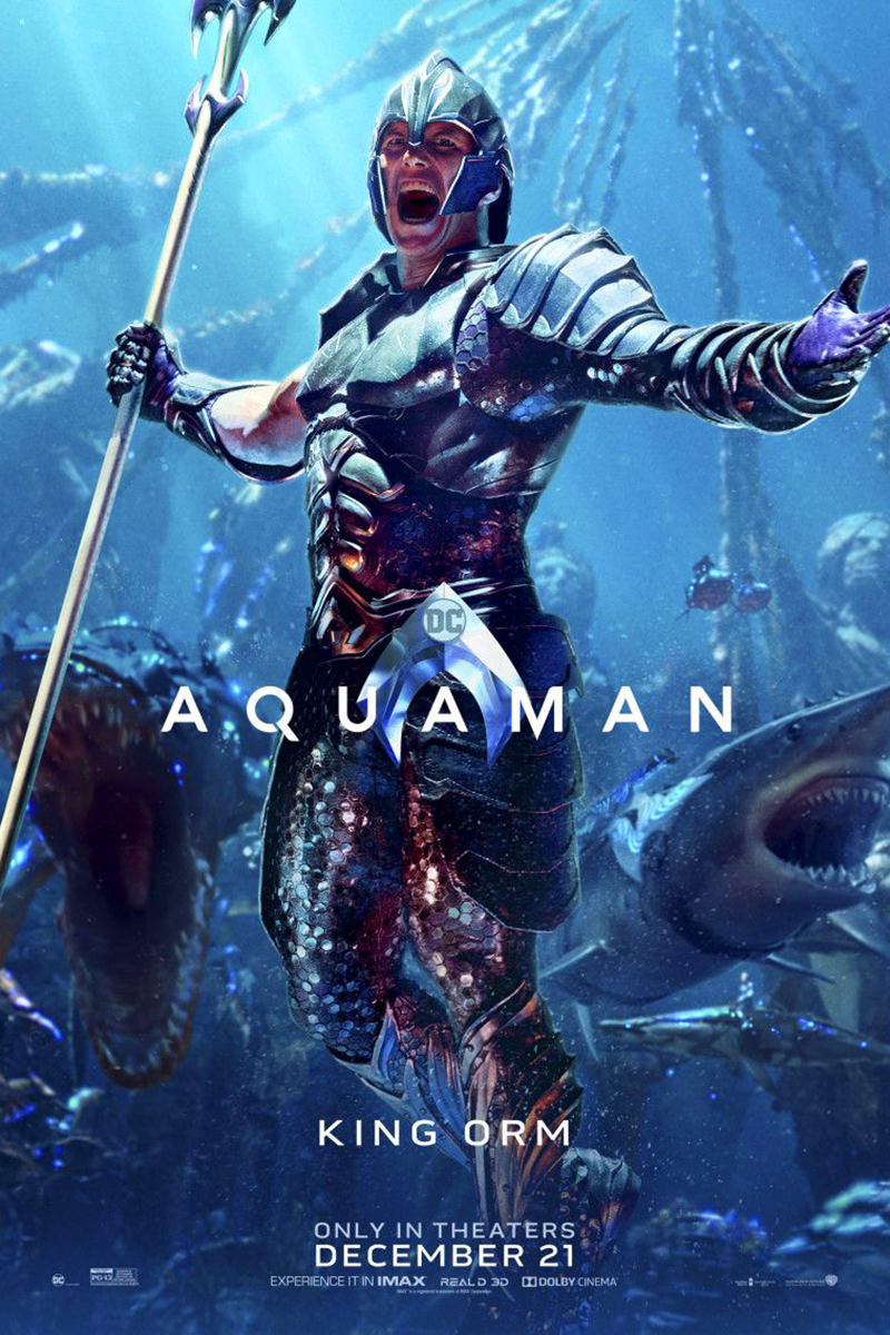 Orm Ocean Master Movie Poster