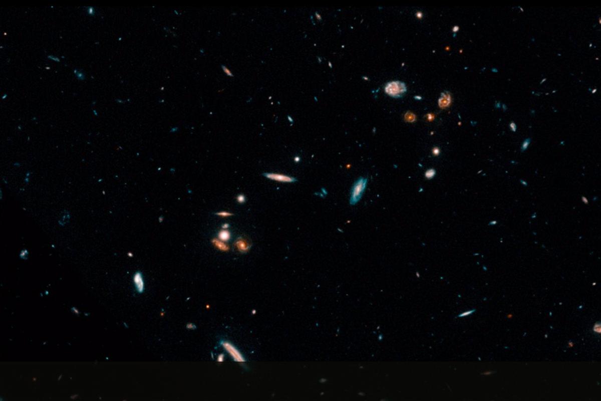 Hubble Telescope GigaPan Image!