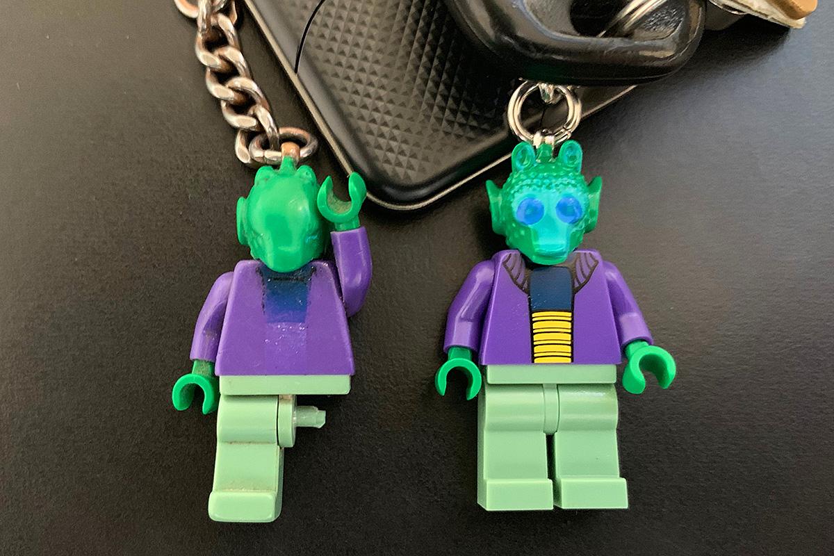 LEGO Keychain!