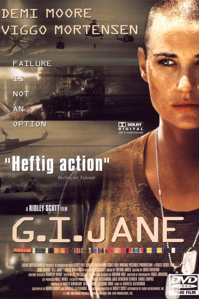 G.I. Jane Poster!